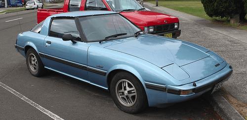 Mazda RX-7 Series 1