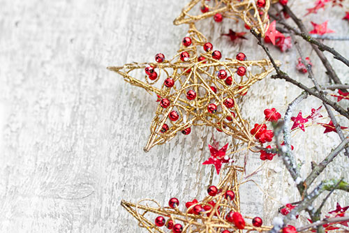 Recycle - blinging baubles