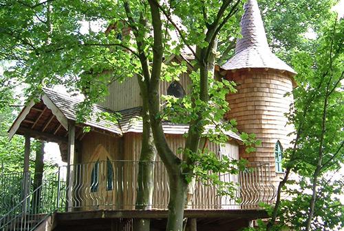 Fernie Castle Tree House