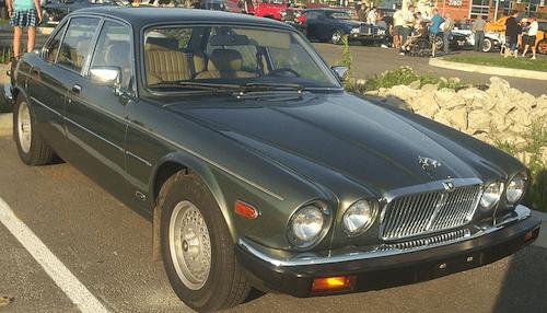 Jaguar XJ Series 3