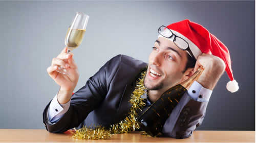 Christmas party disasters